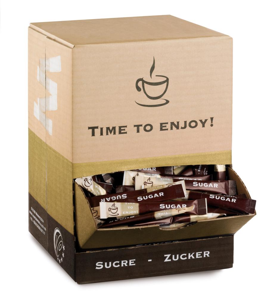 koffie suiker